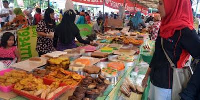 Peluang Usaha Makanan Untuk Di Bulan Ramadhan