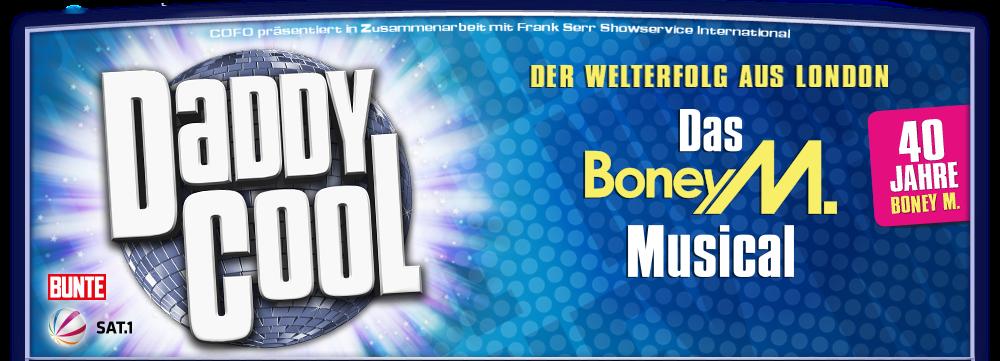 28/01/2017 DADDY COOL - The Musical (european tour 2017) DaddyCool_Musical