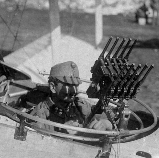 Unusual aerial weapons used in World War One | Warnepieces