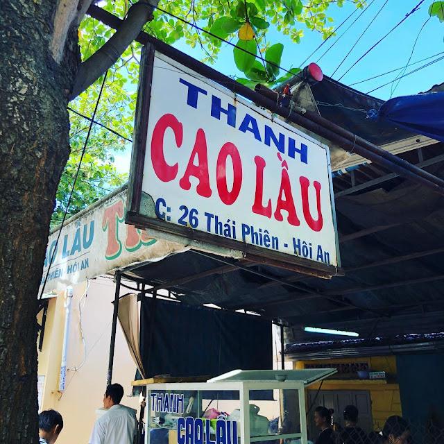 Cao Lầu Thanh Hội An