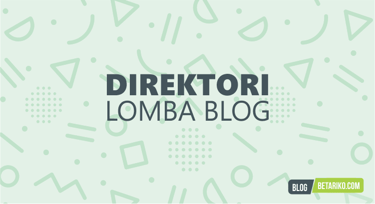 Direktori Informasi Lomba Blog  Up To Date