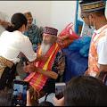 Dikenang Pastor Berjasa, Pater Galus Ramai Dikujungi Umat di Usia ke 85 Tahun