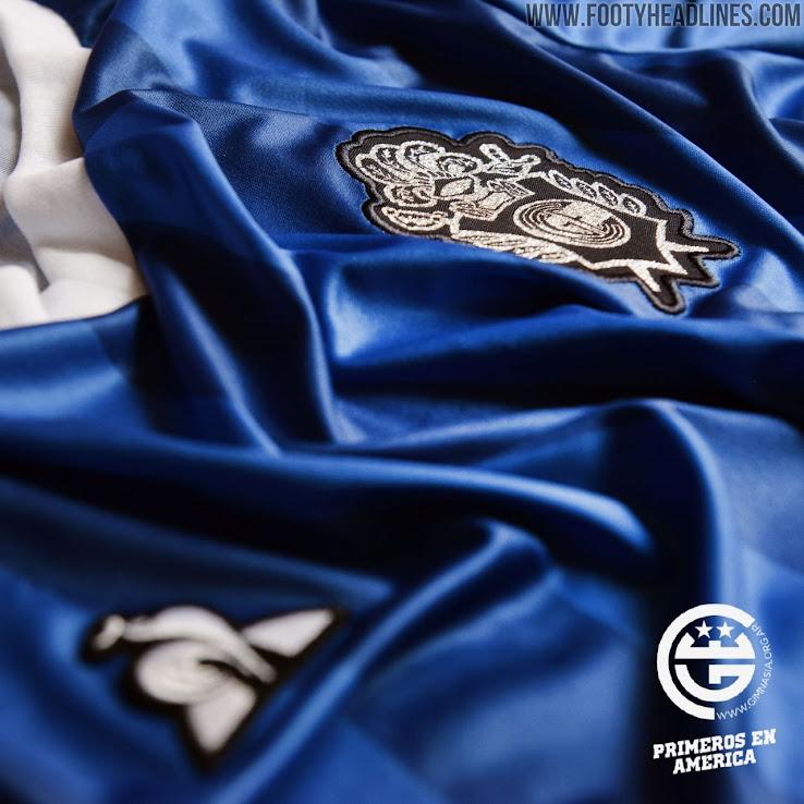 Details about  /Le Coq Sportif Maradona DM Tribute Polo Gimnasia y Esgrima LP