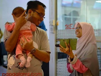 Tinta Papaglamz l#l Kehebatan seorang Ibu, MELAHIRKAN