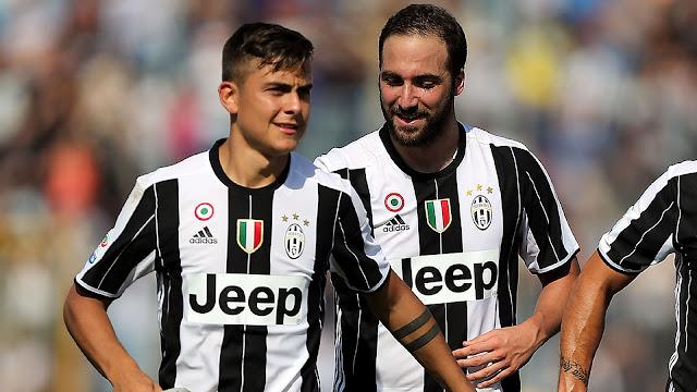 Hasil Pertandingan Juventus vs chievo