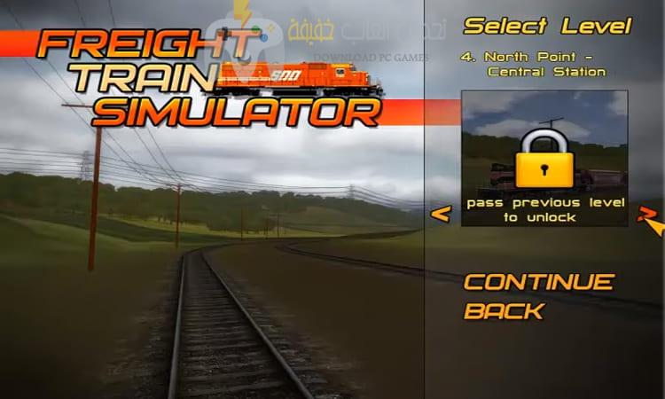 تحميل لعبة قيادة القطارات Train Simulator برابط مباشر