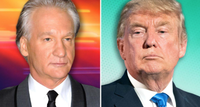 Bill Maher Compares Donald Trump to a 'Racist Paul Revere'
