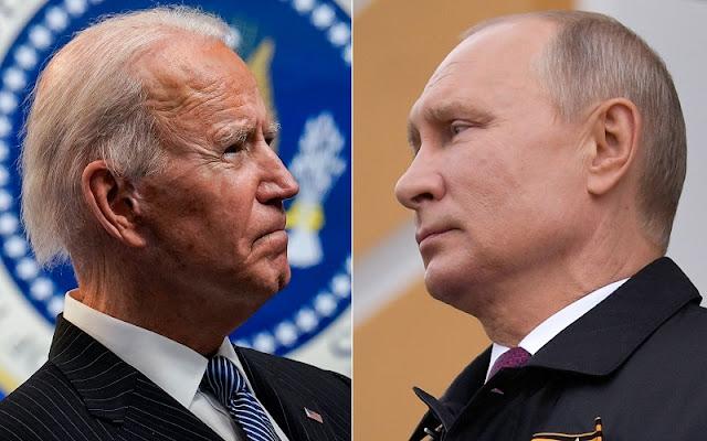 O que é tudo que Biden e Putin têm para discutir?