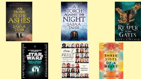 Six 2019 YA Novels Written by Muslim Author