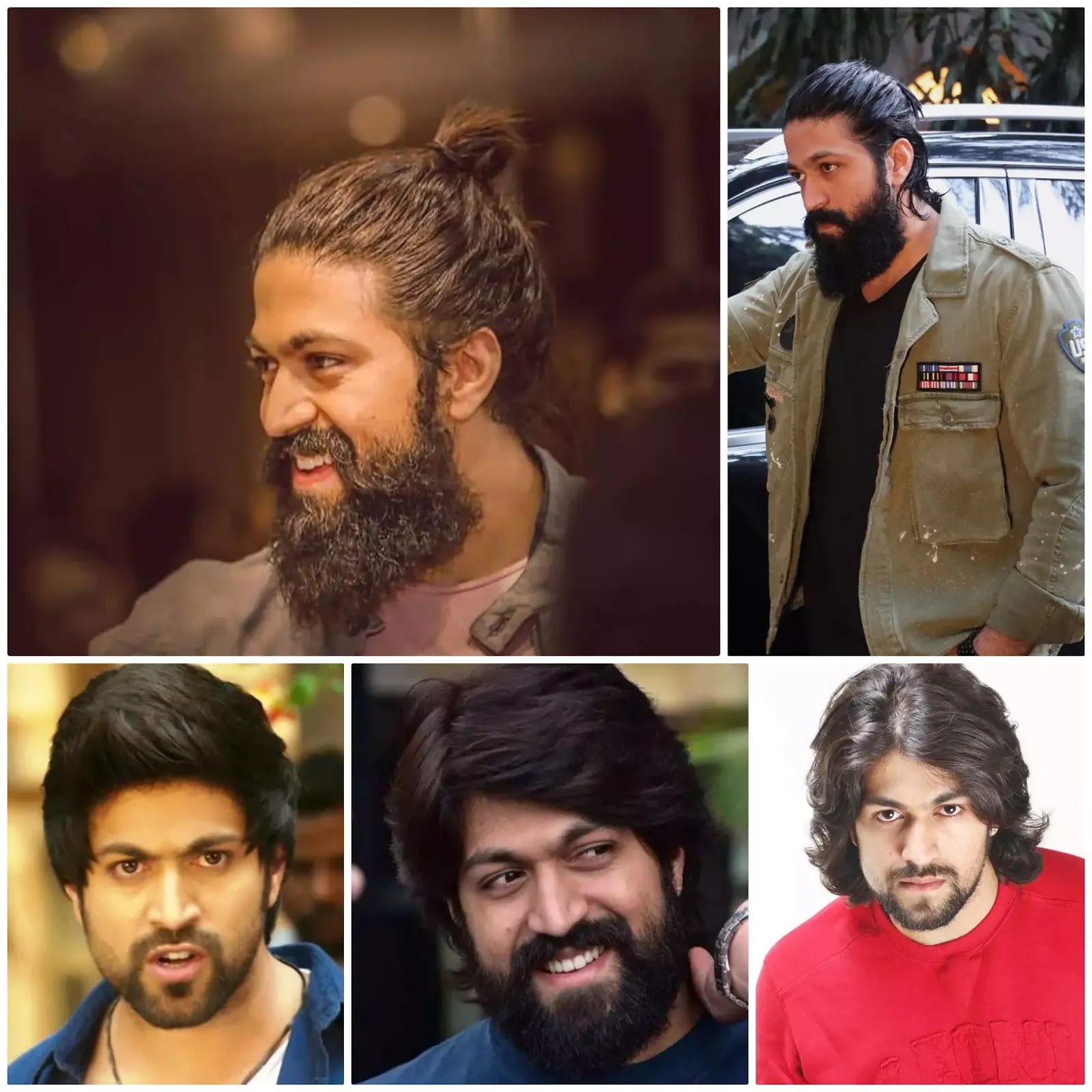 Yash Hairstyles With Haircut Names Star Hairstyles