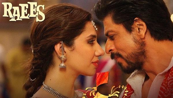 Udi Udi Jaye Raees Shah Rukh Khan New Indian Songs 2017 Mahira Khan