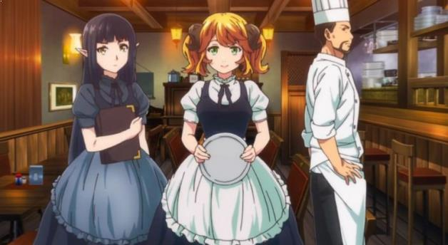 Restaurant to Another World - Top Isekai Anime (Main Character Trapped in Another World)