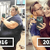 Motivational Before And After Pictures Of A Woman Who Used To Weigh 485lbs (220kgs)