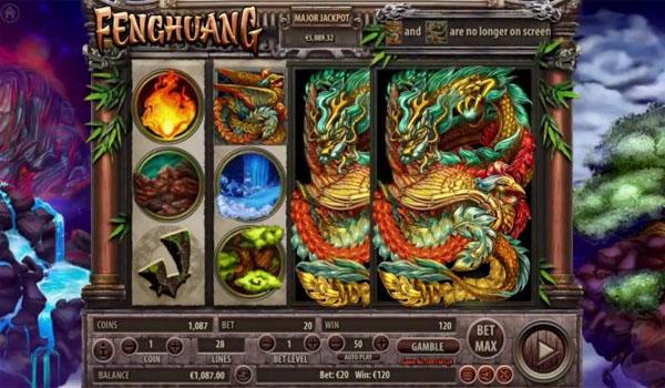 Main Gratis Slot Indonesia - Fenghuang Habanero