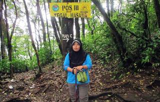 Pos Tegal Masawa Pendakian gunung Ciremai