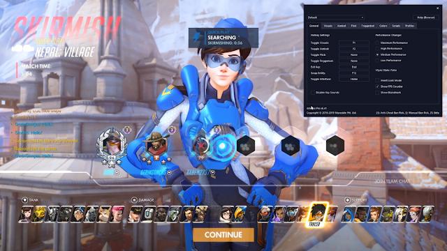 Cheat Overwatch Hack VIP Pekalongan Anti Banned Terbaru Hack 2021