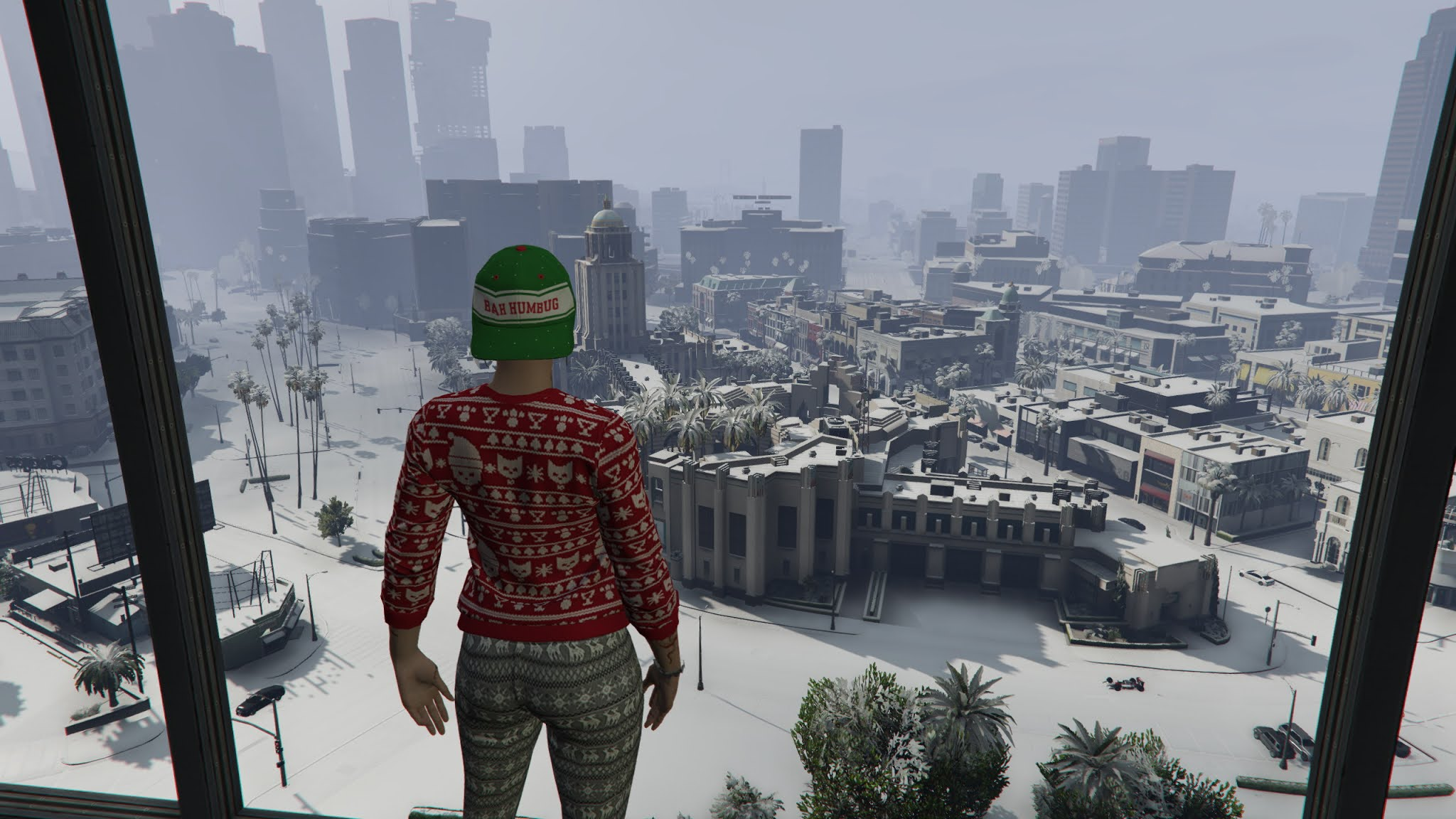 GTA Online: Snow 2020 - When does it snow and what happens at Christmas?