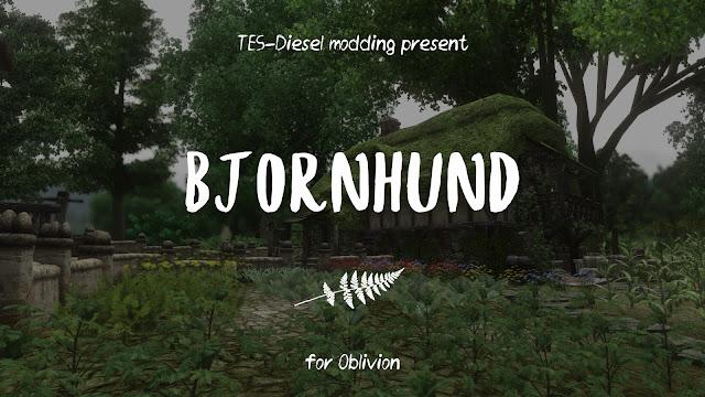 Бьорнхунд - Дом для игрока в Oblivion от TES-Diesel