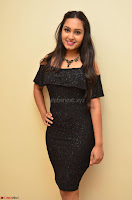 South Actress Amulya in short black dress at Kalamandir Foundation 7th anniversary Celebrations ~  Actress Galleries 008.JPG