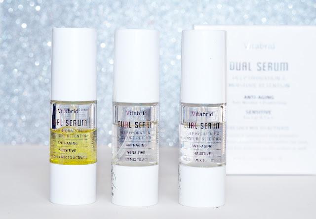эффект лифтинга? Vitabrid С12 Vitabrid Dual Serum — двойной серум с витамином С и пептидами