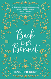 Book cover: Back to the Bonnet by Jennifer Duke