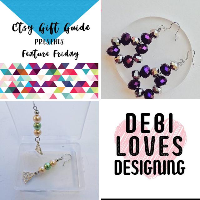 Friday Etsy Features: Debi Loves Designing