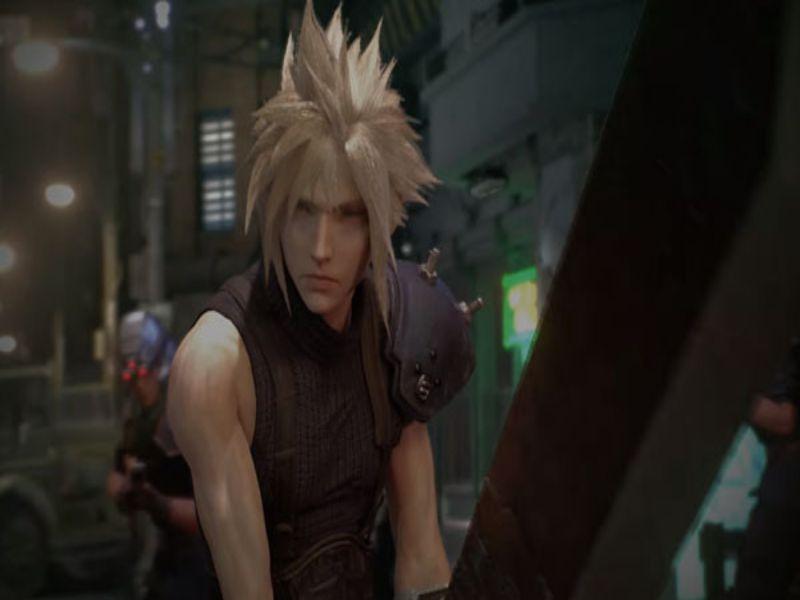 Final Fantasy VII Remake PC Game Free Download