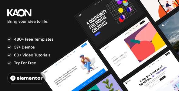 Best WordPress Theme for Creatives & WooCommerce