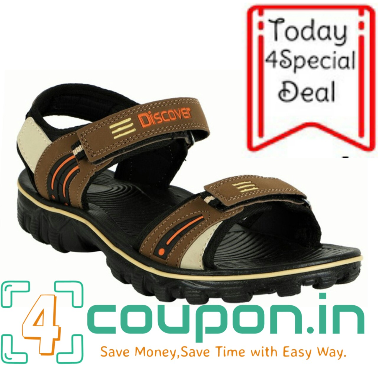 efdebf75729d  OUT OF STOCK Nexa Mens Floater Sandals at only 199 -rs from Snapdeal   4coupon