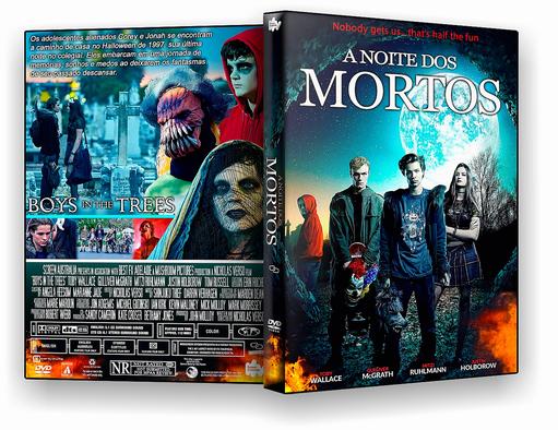 DVD-R NOITE DOS MORTOS 2018 – AUTORADO