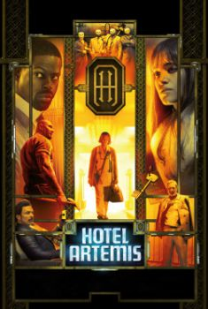 Hotel Artemis Torrent - BluRay 720p/1080p/4K Dual Áudio
