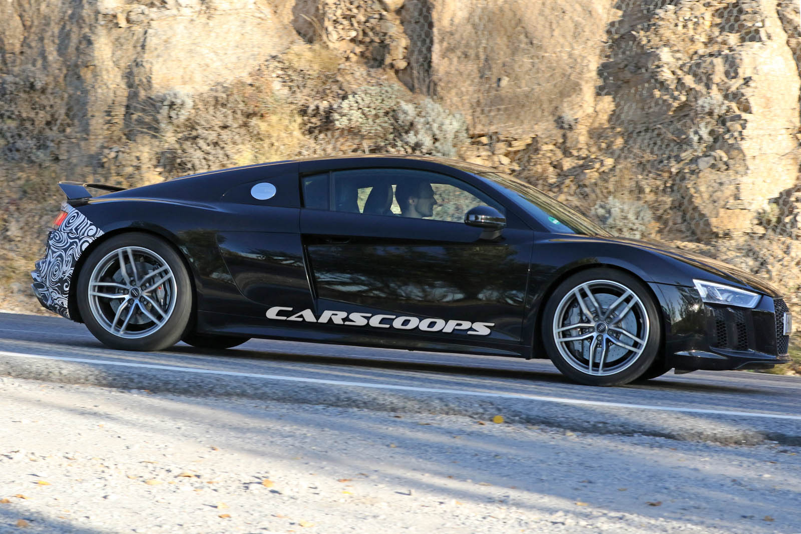 are you a new audi r8 gt we hope so carscoops. Black Bedroom Furniture Sets. Home Design Ideas