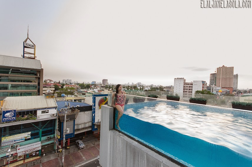 Elal Lasola Travel Photography Quezon City Luxent Hotel