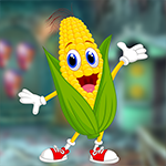 G4K Delightful Corn Escape