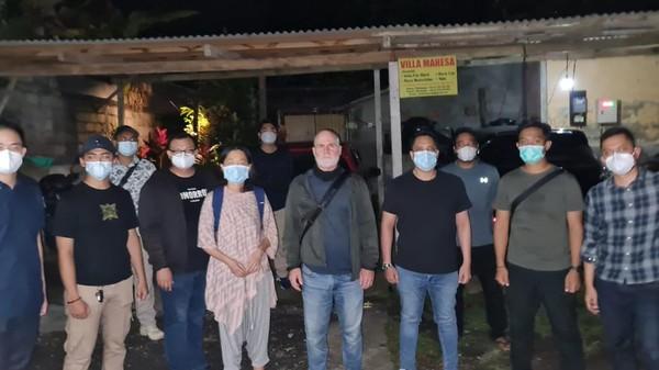 WNA Penggagas 'Kelas Orgasme' di Bali Dilepas Polisi, Ini Alasannya