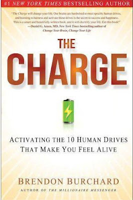 The Charge: Activating 10 Human Drives That Make You Feel Alive - book cover
