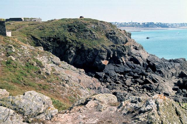 Fort d'Arboulé (la Varde). Ra109 Pointe de la Varde