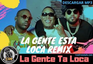 Ceky-Viciny-Bulin-47-El-Mayor-Clasico-La-Gente-Ta-Loca-REMIX