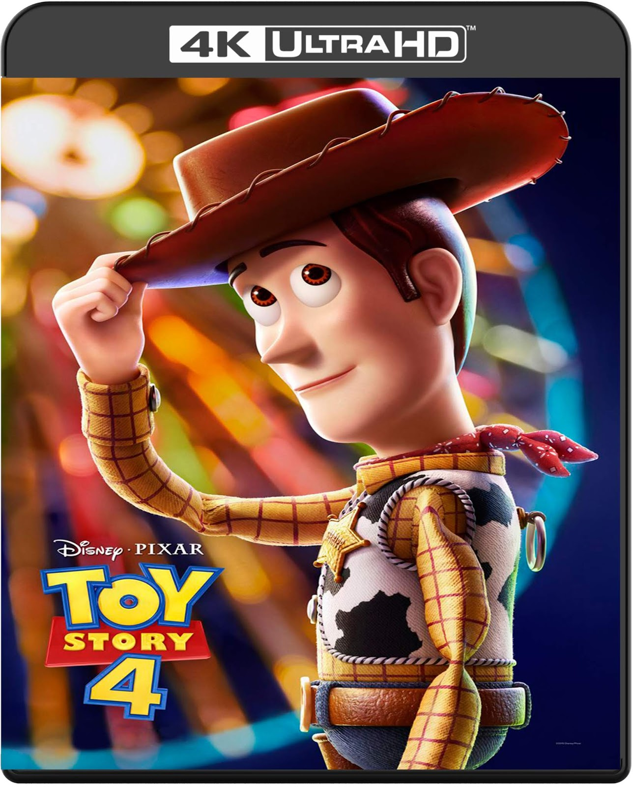 Toy Story 4 [2019] [UHD] [2160p] [Latino]