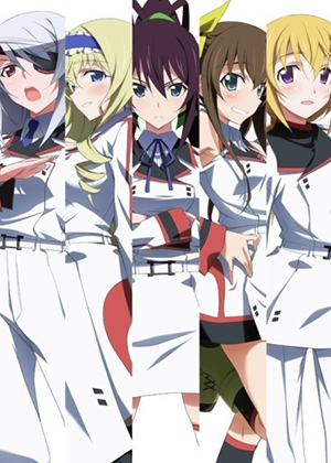 IS: Infinite Stratos Encore - Koi ni Kogareru Rokujuusou [01/01] [HD] [MEGA]