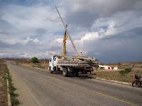 Baraúna terá fibra óptica fornecida pela Infoway