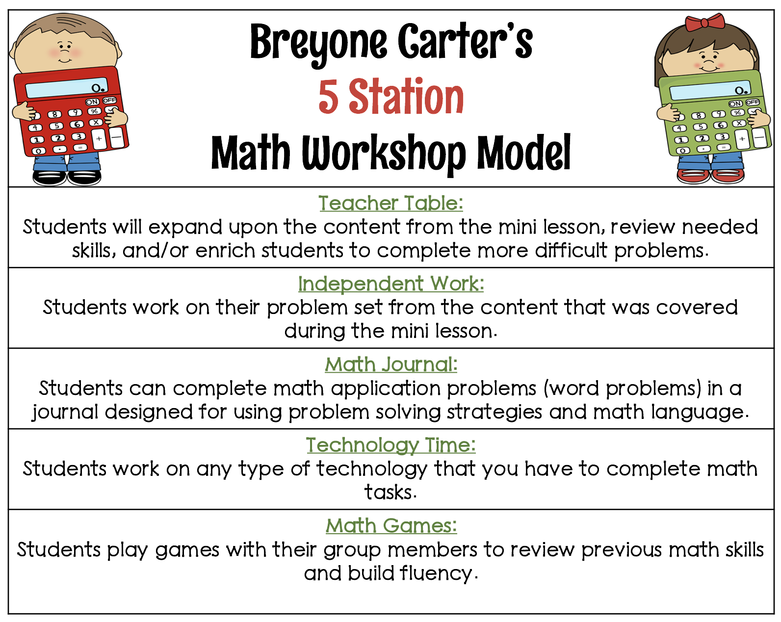 do you want to say goodbye to the boring way you ve been teaching this model is something that can be done every day and will run smoothly once you have established your math workshop routines stay tuned for more posts