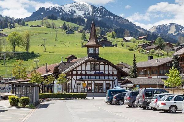 Zweisimmen, Bernese Oberland