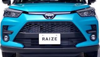 Promo Raize Terbaru Untuk 6 Varian yang Lengkap
