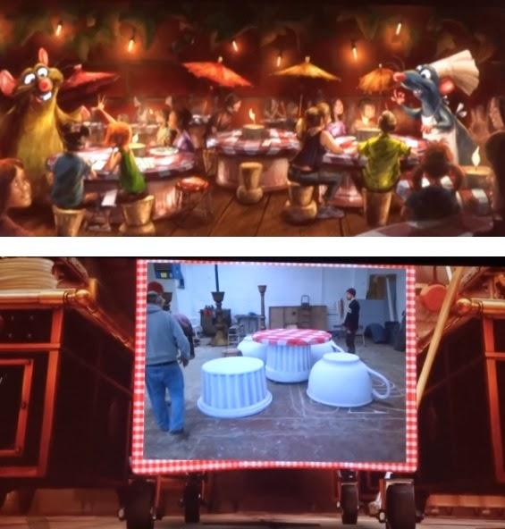 Ratatouille Pixar Rest...