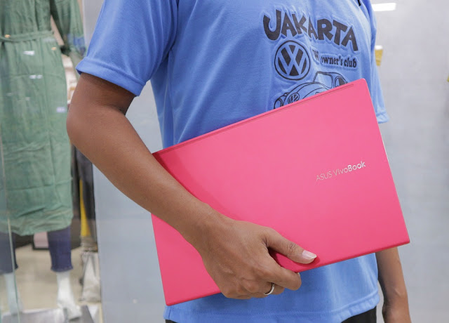 program tukar tambah smartphone dengan laptop ASUS