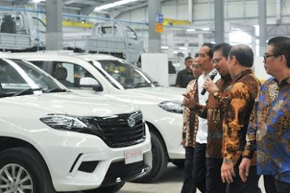 Pak Jokowi, Kasih Saja Menterinya Mobil Dinas Esemka