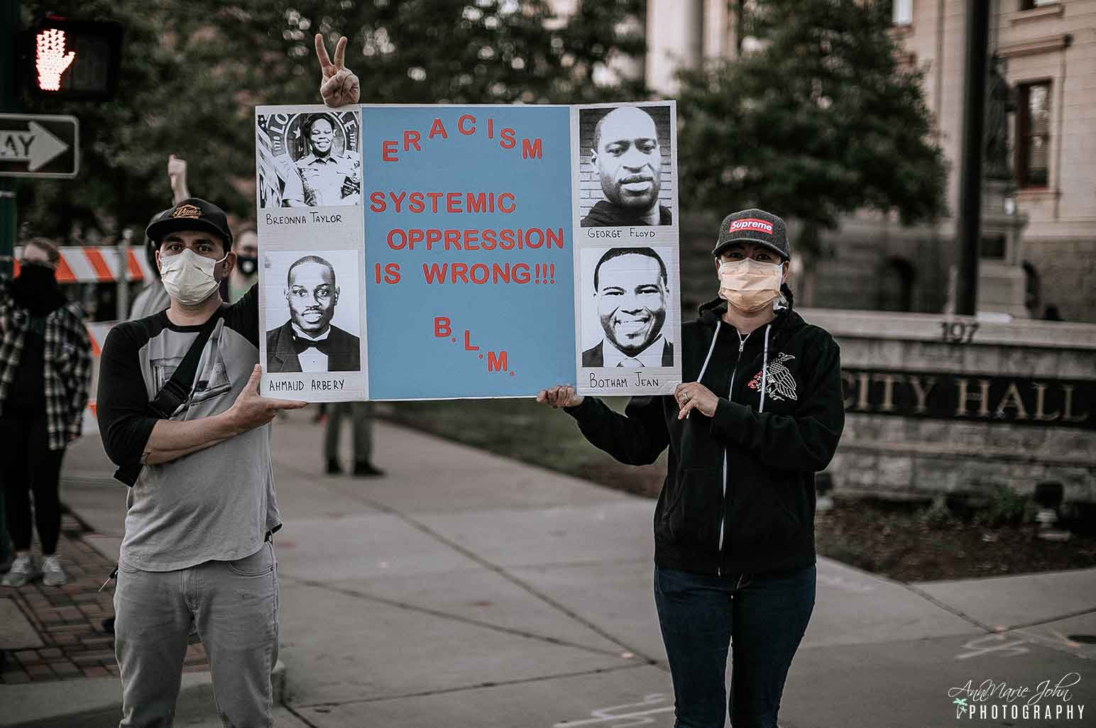 Juneteenth Protest