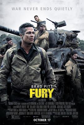 Fury 2014 BluRay 450MB Hindi