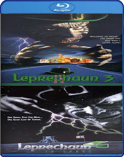 El Duende Maldito 3 & El Duende Maldito 4: En el Espacio [BD25] *Con Audio Latino